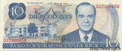 10 Colones COSTA RICA  1983 P.237b pr.NEUF