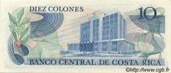 10 Colones COSTA RICA  1987 P.237b NEUF