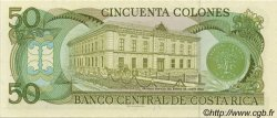 50 Colones COSTA RICA  1987 P.253 NEUF