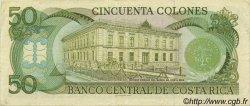 50 Colones COSTA RICA  1988 P.253 TTB+