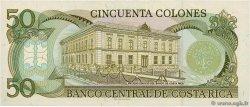 50 Colones COSTA RICA  1988 P.253 pr.NEUF