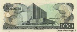 100 Colones COSTA RICA  1989 P.254 pr.NEUF