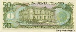 50 Colones COSTA RICA  1991 P.257a NEUF
