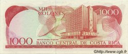 1000 Colones COSTA RICA  1990 P.259a pr.NEUF