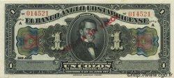 1 Colon COSTA RICA  1917 PS.121s3 NEUF