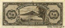 50 Centavos de Quetzal GUATEMALA  1942 P.013a SUP