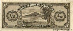 50 Centavos de Quetzal GUATEMALA  1942 P.013a SPL