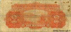 5 Quetzales GUATEMALA  1936 P.016a SUP