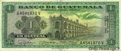 1 Quetzal GUATEMALA  1966 P.052 TTB