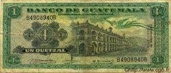 1 Quetzal GUATEMALA  1970 P.052 TB