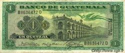 1 Quetzal GUATEMALA  1972 P.052 TTB+