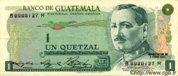 1 Quetzal GUATEMALA  1975 P.059b TTB+