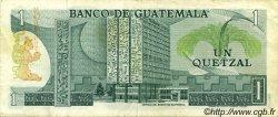 1 Quetzal GUATEMALA  1977 P.059c TTB+