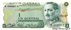 1 Quetzal GUATEMALA  1981 P.059c pr.NEUF