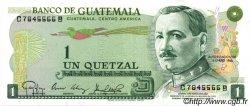 1 Quetzal GUATEMALA  1983 P.059c NEUF