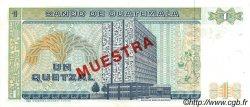 1 Quetzal GUATEMALA  1983 P.066s SPL