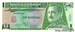 1 Quetzal GUATEMALA  1992 P.073c NEUF