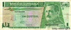 1 Quetzal GUATEMALA  1993 P.087 TTB