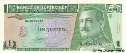 1 Quetzal GUATEMALA  1993 P.087 pr.NEUF