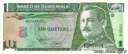 1 Quetzal GUATEMALA  1994 P.090 pr.SUP
