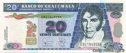 20 Quetzales GUATEMALA  2003 P.108 NEUF