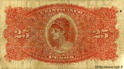 25 Pesos GUATEMALA  1923 PS.103 TB
