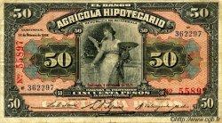 50 Pesos GUATEMALA  1926 PS.104b TB à TTB