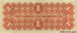 1 Peso GUATEMALA  1920 PS.153b SUP
