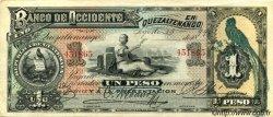 1 Peso GUATEMALA  1899 PS.173b pr.SUP
