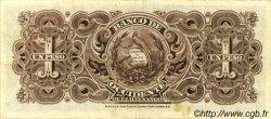 1 Peso GUATEMALA  1900 PS.175a SUP