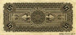 5 Pesos GUATEMALA  1904 PS.176b TTB
