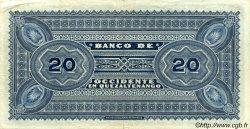 20 Pesos GUATEMALA  1907 PS.179 TTB+
