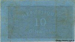 10 Gourdes HAÏTI  1827 P.036 TTB