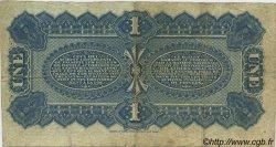 1 Piastre HAÏTI  1875 P.070 B+
