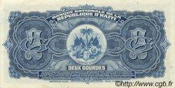 2 Gourdes HAÏTI  1967 P.201 SUP+