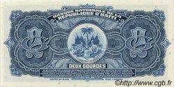 2 Gourdes HAÏTI  1967 P.201 pr.NEUF