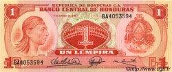 1 Lempira HONDURAS  1974 P.058 NEUF