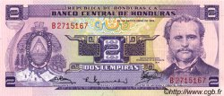 2 Lempiras HONDURAS  1976 P.061 NEUF