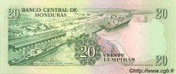 20 Lempiras HONDURAS  1993 P.065d NEUF