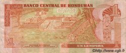 1 Lempira HONDURAS  1992 P.071 TTB