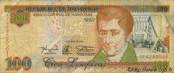 100 Lempiras HONDURAS  1994 P.077 TB+