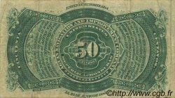 50 Centavos HONDURAS  1886 PS.101 TTB