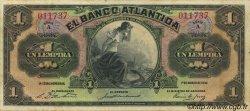1 Lempira HONDURAS  1932 PS.121a TTB+