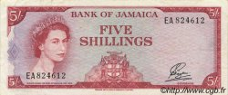 5 Shillings JAMAÏQUE  1961 P.49 pr.SUP