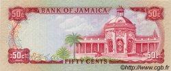 50 Cents JAMAÏQUE  1970 P.53 NEUF