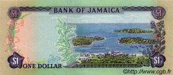 1 Dollar JAMAÏQUE  1970 P.54 SPL
