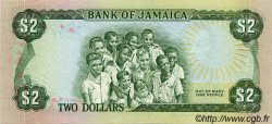 2 Dollars JAMAÏQUE  1982 P.65a NEUF