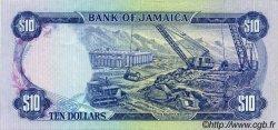 10 Dollars JAMAÏQUE  1979 P.67a SUP