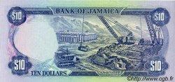10 Dollars JAMAÏQUE  1981 P.67b pr.NEUF