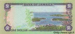 1 Dollar JAMAÏQUE  1987 P.68Ab NEUF